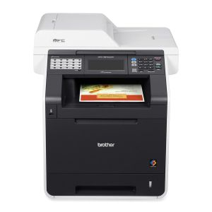 Brother MFC-9970CDW Laser Multifunction Printer - Color - Plain Paper Print - Desktop