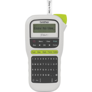 Brother P-Touch 110 Handheld Label Maker