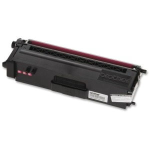 Brother Genuine TN315M High Yield Magenta Toner Cartridge
