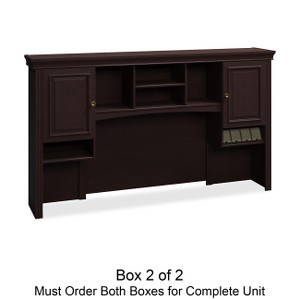 Bush Business Furniture Syndicate 72W Hutch Box 2 of 2