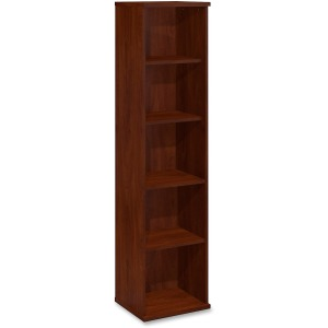 Bush Business Furniture Series C 18W 5 Shelf Bookcase