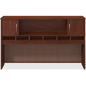 Bush Business Furniture Series C Hansen Cherry 72W 2-door Hutch