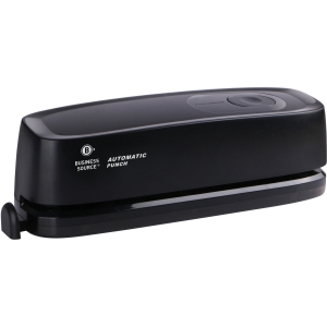 Business Source Electric Hole Punch