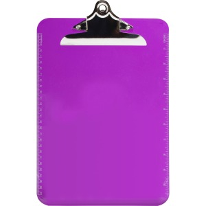 Business Source Plastic Clipboard