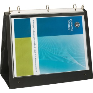 Business Source Presentation Binder