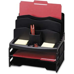 Business Source Smart Sorter Letter Tray/Organizer