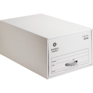 Business Source Stackable File Drawer