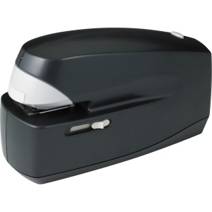 Business Source 25-Sheet Capacity Electric Stapler