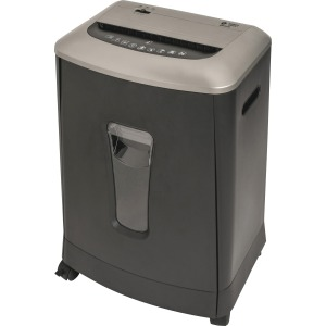 Business Source 6-gallon Bin Cross-cut Shredder
