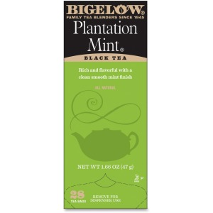 Bigelow® Perfectly Mint Black Tea Bags