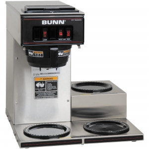 BUNN 12-Cup Pourover Coffee Brewer