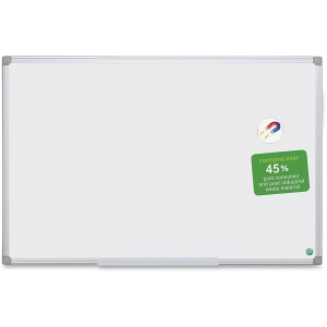 MasterVision EasyClean Dry-erase Board