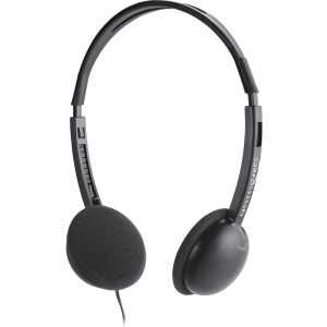 Compucessory Deluxe Lightweight Stereo Headphones
