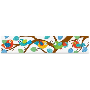 Carson Dellosa Education Boho Birds Design Bulletin Border