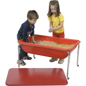 "Children's Factory 24"" Large Sensory Table and Lid Set"