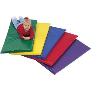 Children's Factory Rainbow Rest Mats