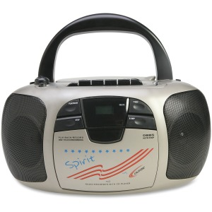 Califone Spirit Multimedia Player/Recorder