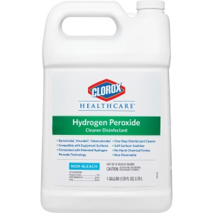 Clorox Healthcare Hydrogen Peroxide Cleaner