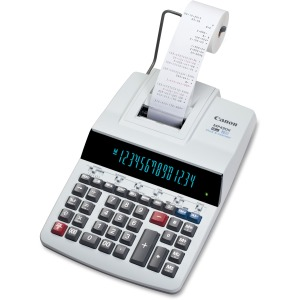 Canon MP49DII Desktop Printing Calculator