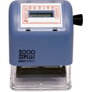 Consolidated Stamp 011091/2 2000 Plus Easy Select Dater