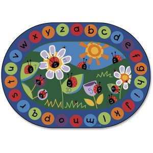 Carpets for Kids Ladybug Circletime Rug