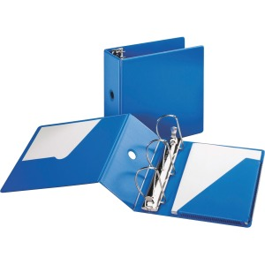 Cardinal SuperStrength Locking Slant-D Ring Binder