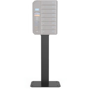 ChargeTech 8 Bay Charging Locker Floor Stand