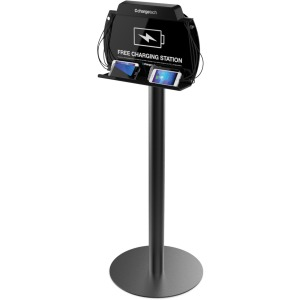 ChargeTech Floor Stand Charging Station