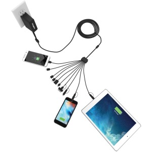ChargeTech Universal Phone Charger Squid