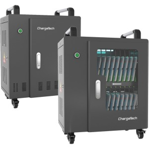 ChargeTech USB Powered UV Charging Cabinet