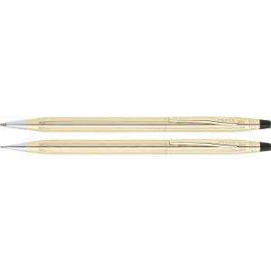Cross Gold Classic Century Pen/Pencil Set