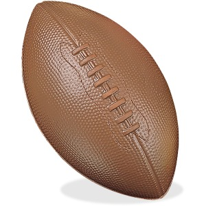 Champion Sports Coated High Density Foam Football
