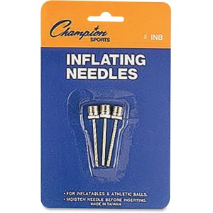 Champion Sport s Pump Inflating Needles