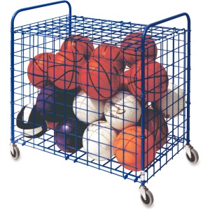 Champion Sports Full Size Lockable Ball Locker