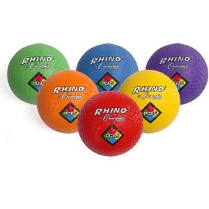 Champion Sports 8.5 Inch Playground Ball Set