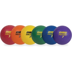Champion Sports 8.5 Inch Poly Playground Ball Set