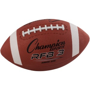 Champion Sports Junior Rubber Football