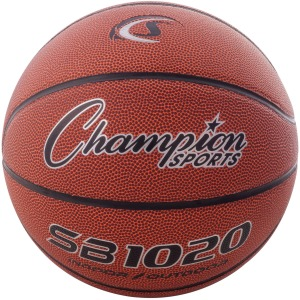 "Champion Sports 29-1/2"" Composite Basketball"