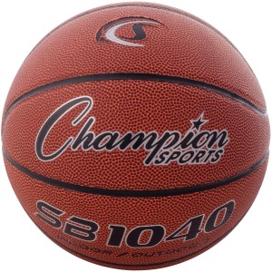Champion Sports Junior-size Composite Basketball
