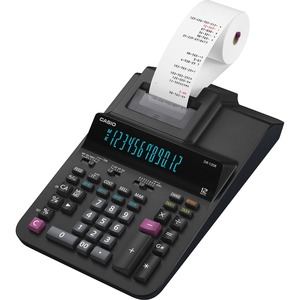 Casio DR-120R Printing Calculator