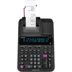 Casio DR-270R 2-color Printing Calculator