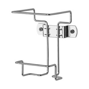Covidien Mounting Bracket - Chrome