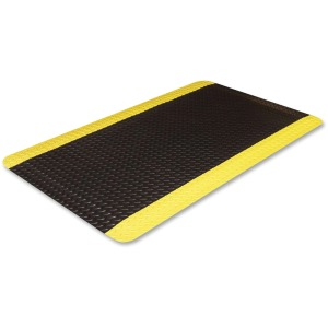 Crown Mats Industrial Deck Plate Anti-fatigue Mat