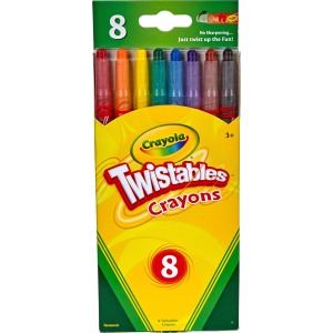 Crayola Twistable Crayons