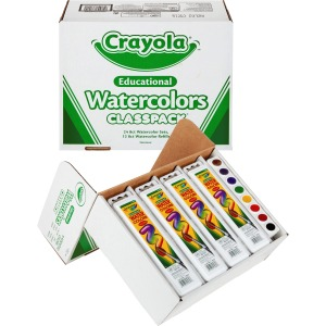 Crayola Educational Watercolors Classpack