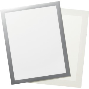 Durable Duraframe Tabloid-sz Adhesive Frame