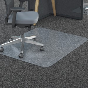 Deflecto Polycarbonate Chairmat for Carpet