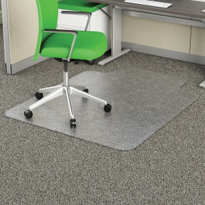 Deflecto Earth Source 45x53 EconoMat Mat with Lip