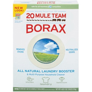 BORAX All Natural Laundry Booster