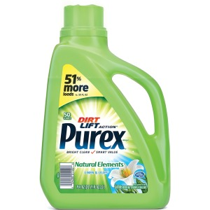 Purex Natural Elements Liquid Detergent